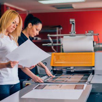 School Program and Schedule Printing